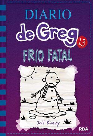 DIARIO DE GREG #13. FRIO FATAL