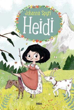 HEIDI #01. LA NIÑA DE LOS ALPES