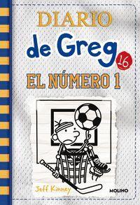 DIARIO DE GREG #16. EL NÚMERO 1