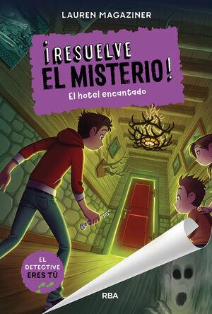 RESUELVE EL MISTERIO! EL HOTEL ENCANTADO