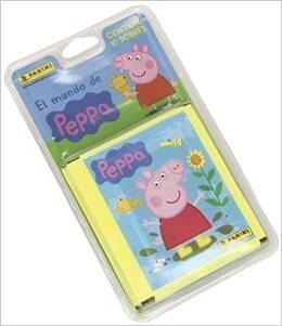 PEPPA PIG 2015 SOBRE CARTAS