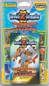 INVIZIMALS 3 BATALLA DE CAZADORES SOBRES