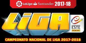 SOBRE DE LA LIGA 2017/2018