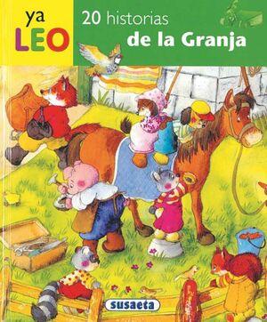 YA LEO: 20 HISTORIAS DE LA GRANJA