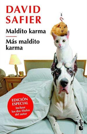 MALDITO KARMA + MAS MALDITO KARMA. EDICION ESPECIAL