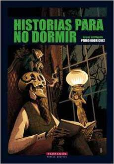 HISTORIAS PARA NO DORMIR (COMIC)