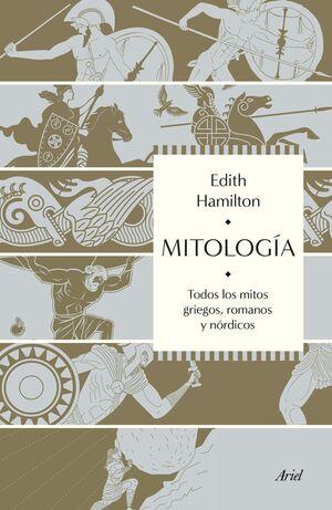 MITOLOGIA.TODOS LOS MITOS GRIEGOS, ROMANOS Y NORDICOS