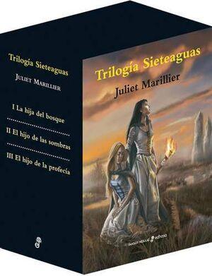 TRILOGIA SIETEAGUAS (3 VOL.)