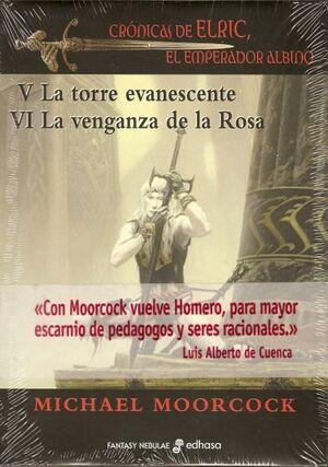 CRONICAS DE ELRIC, EL EMPERADOR ALBINO VOL. 5 Y 6