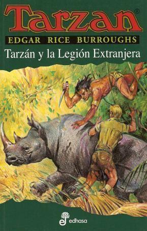 TARZAN Y LA LEGION EXTRANJERA