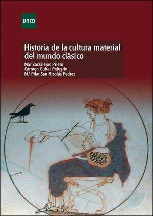 HISTORIA DE LA CULTURA MATERIAL DEL MUNDO CLASICO