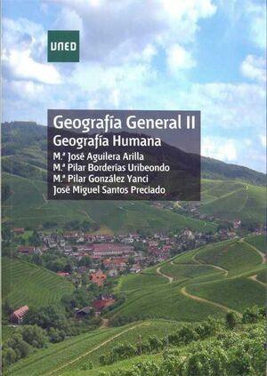 GEOGRAFIA GENERAL II. GEOGRAFIA HUMANA