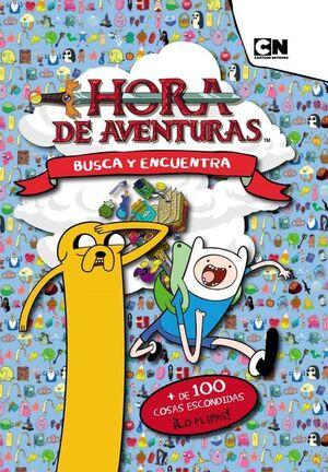 HORA DE AVENTURAS: BUSCA Y ENCUENTRA (+ DE 100 COSAS ESCONDIDAS)