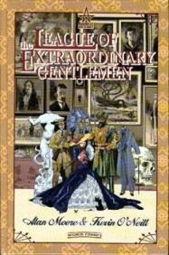 THE LEAGUE OF EXTRAORDINARY GENTLEMEN #01