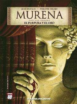 MURENA #01: EL PURPURA Y EL ORO