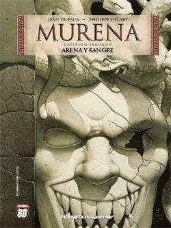 MURENA #02: ARENA Y SANGRE