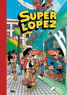 MAGOS DEL HUMOR: SUPER LOPEZ #001