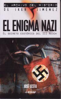 EL ARCHIVO DEL MISTERIO: EL ENIGMA NAZI