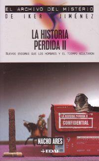 EL ARCHIVO DEL MISTERIO: LA HISTORIA PERDIDA II