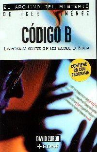EL ARCHIVO DEL MISTERIO: CODIGO B + CD