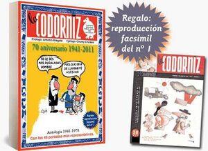 LA CODORNIZ ANTOLOGIA 1941-2011