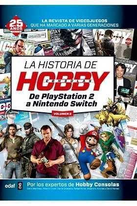 LA HISTORIA DE HOBBY CONSOLAS VOL.2: DE PLAYSTATION 2 A NINTENDO SWITCH