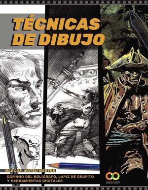 TECNICAS DE DIBUJO. DOMINIO BOLIGRAFO, LAPIZ GRAFITO Y HERRAMIENTAS DIGITAL