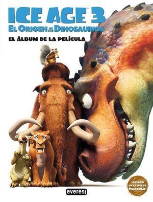 ICE AGE 3 ALBUM DE LA PELICULA