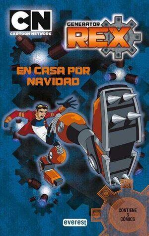 GENERATOR REX #01. EN CASA POR NAVIDAD
