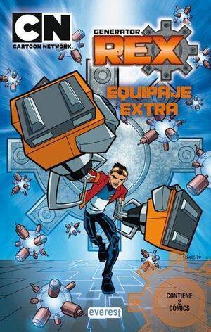 GENERATOR REX #02. EQUIPAJE EXTRA