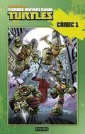 TEENAGE MUTANT NINJA TURTLES - COMIC #01