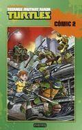 TEENAGE MUTANT NINJA TURTLES - COMIC #02
