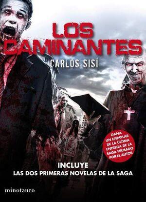 LOS CAMINANTES OMNIBUS 1 Y 2
