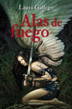 AHRIEL I: ALAS DE FUEGO