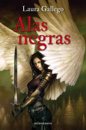 AHRIEL II: ALAS NEGRAS