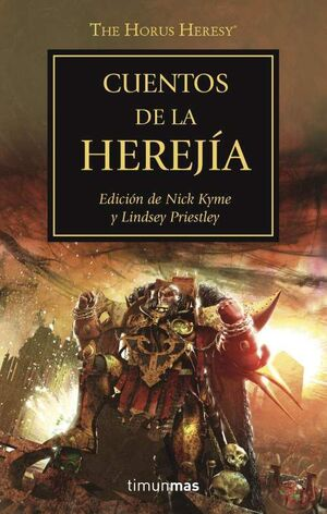 LA HEREJIA DE HORUS VOL.10: CUENTOS DE LA HEREJÍA