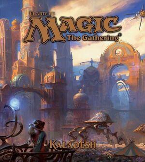 EL ARTE DE MAGIC. THE GATHERING: KALADESH