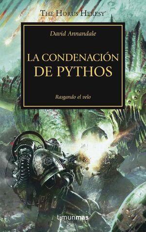 LA HEREJIA DE HORUS VOL.30. LA CONDENACION DE PYTHOS
