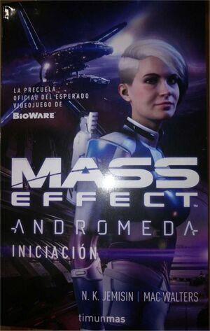MASS EFFECT. ANDROMEDA: INICIACION