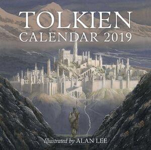CALENDARIO 2019 TOLKIEN