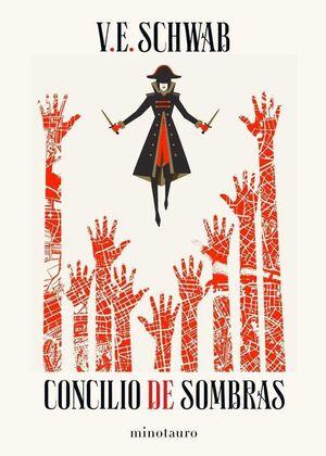 SOMBRAS DE MAGIA II. CONCILIO DE SOMBRAS