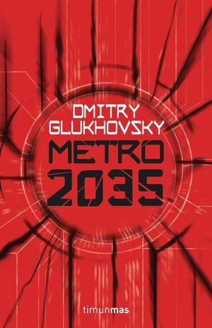 METRO 2035 (BOLSILLO MINOTAURO)