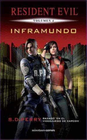 RESIDENT EVIL VOL.4: INFRAMUNDO (NUEVA EDICION)