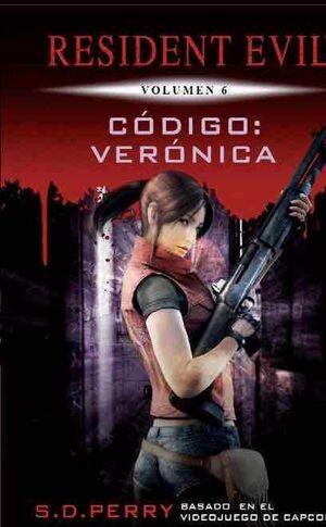 RESIDENT EVIL VOL.6: CODIGO: VERONICA (NUEVA EDICION)