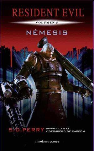 RESIDENT EVIL VOL.5: NEMESIS (NUEVA EDICION)