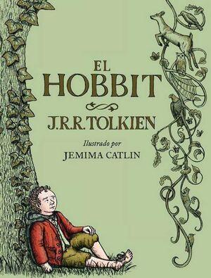 EL HOBBIT ILUSTRADO POR JEMINA CATLIN (NUEVA EDICION)