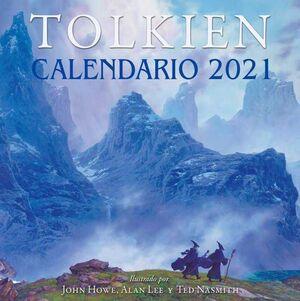 CALENDARIO 2021 TOLKIEN