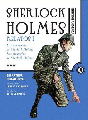 SHERLOCK HOLMES ANOTADO. RELATOS I