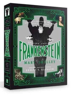 FRANKENSTEIN. EDICION ANOTADA