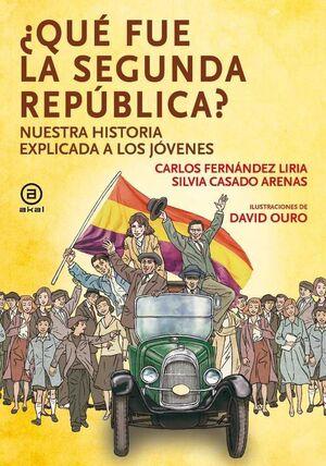 QUE FUE LA SEGUNDA REPUBLICA? NUESTRA HISTORIA EXPLICADA A LOS JOVENES